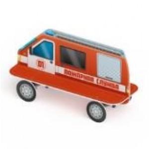 Пожарная машина 1680х620х850