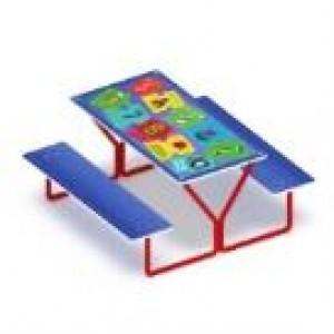 Столик детский Арифметика                                           1200х1250х620