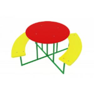Столик детский                                           1380х1380х620