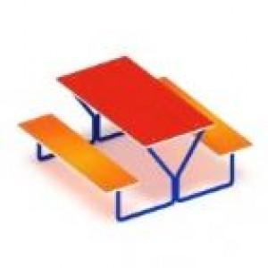 Столик детский                                           1180х1250х620