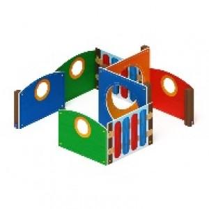 Лабиринт кубик1 910х1910х1000