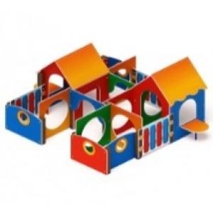 Лабиринт Кубик 4 3700х2850х1500