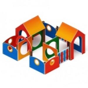 Лабиринт Кубик 5 2960х2960х1500