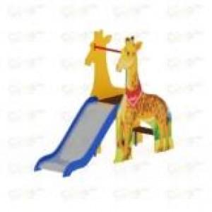 Горка Жираф 750   2160*600*1670