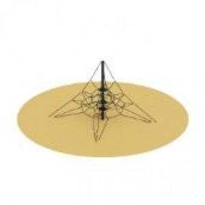 Пирамида СК 2.05.04 (сетка) 4600*4600*2800