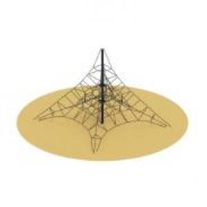 Пирамида СК 2.05.08 (сетка) 6000*6000*3600