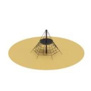 Пирамида СК 2.05.06 (сетка) 3000*2600*2500