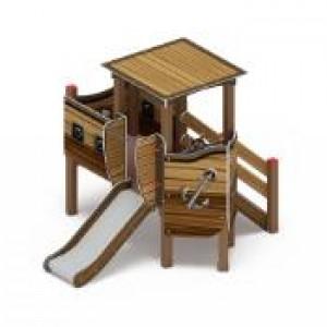 Детский игровой комплекс «Катерок» 2430*3290*2220