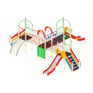 Детский игровой комплекс                           Навина Горка 1200                                           8080х8400х3200