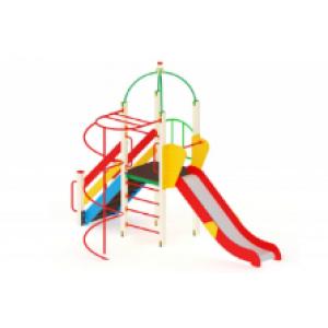 Детский игровой комплекс                           Навина Горка 1200                                           4370х2350х3200