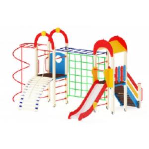 Детский игровой комплекс                          Рада Горка 1200                                           5400х4370х3000