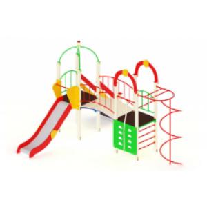 Детский игровой комплекс                           Навина Горка 1200                                           4850*4370*3200