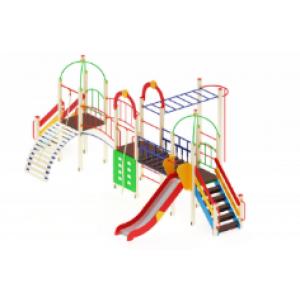 Детский игровой комплекс                           Навина Горка 1200                                           8400х5770х3200
