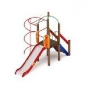 Детский игровой комплекс                           Навина Горка 1200                                           4090х2350х3200