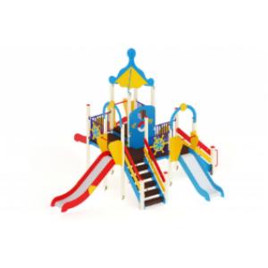 Детский игровой комплекс                           Морской Горки 900, 1200, 1500                                           6210*5870*4220