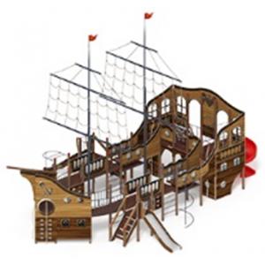 Детский игровой комплекс                          Флагман Горки 1200, 1500, 2000                                           15750х11060х9500