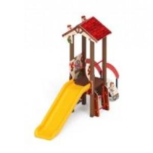 Детский игровой комплекс «В гостях у сказки» 3780*1220*2770