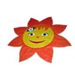 Напольный коврик «Солнышко» D 120 см