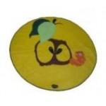 Напольный коврик «Яблоко»