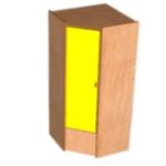 Шкаф для одежды  детский 1-секционный угловой