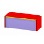 Банкетка с выдвижным ящиком