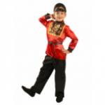 Карнавальный костюм Хохлома мальчик