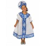 Карнавальный костюм Гжель хороводная