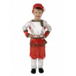 Карнавальный костюм Иванушка с красными штанами
