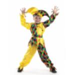 Карнавальный костюм Шут-Карамболь