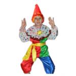 Карнавальный костюм Петрушка-Скоморох
