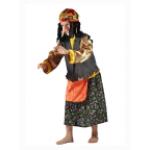 Карнавальный костюм Бабка Ежка