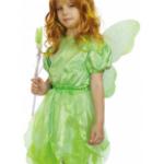 Карнавальный костюм Феечка зеленая
