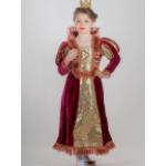 Карнавальный костюм Королева бархат