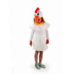 Карнавальный костюм Курочка, мех