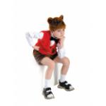 Карнавальный костюм Медведь Михей, мех.