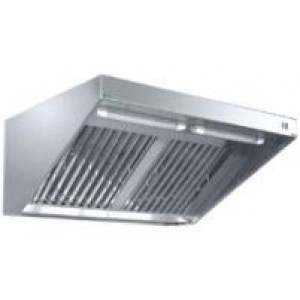 Зонты вентиляционные (подсветка,двигатель, нерж.сталь)