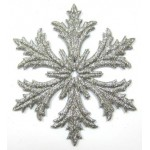 Декоративная снежинка