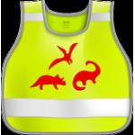 Жилет сигнальный детский 3-6 лет