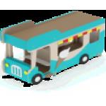 МФ 151  Беседка Автобус-мороженое