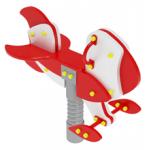 Качалка на пружине  Ракета ИО 241