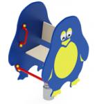 Качалка на пружине Пингвиненок ИО 205