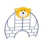 Лаз «Медведь Михаил»  2,3х2,3