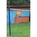 Баскетбольный щит   м: 1,3*0,8*2,2