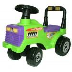 Митя, трактор-каталка