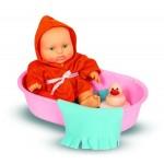 Кукла  Карапуз в ванночке