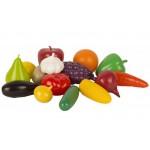 Набор Фрукты и овощи