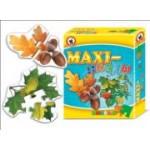 Макси-пазлы 03525 Листья деревьев (Русский стиль)