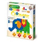 Магнитная мозаика 01653 Слоник без игров. поля