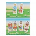 Набор пальчиковых кукол