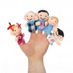 Игрушки на пальцы